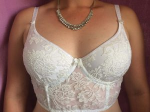 Bustier Wedding Lace